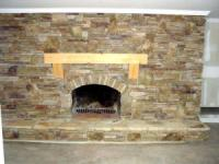 TYPE: 70% Southern Ledgestone & 30% Dressed Fieldstone