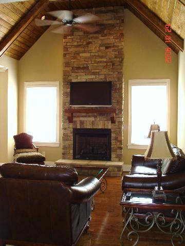 Viewing Album Fireplaces & Chimneys